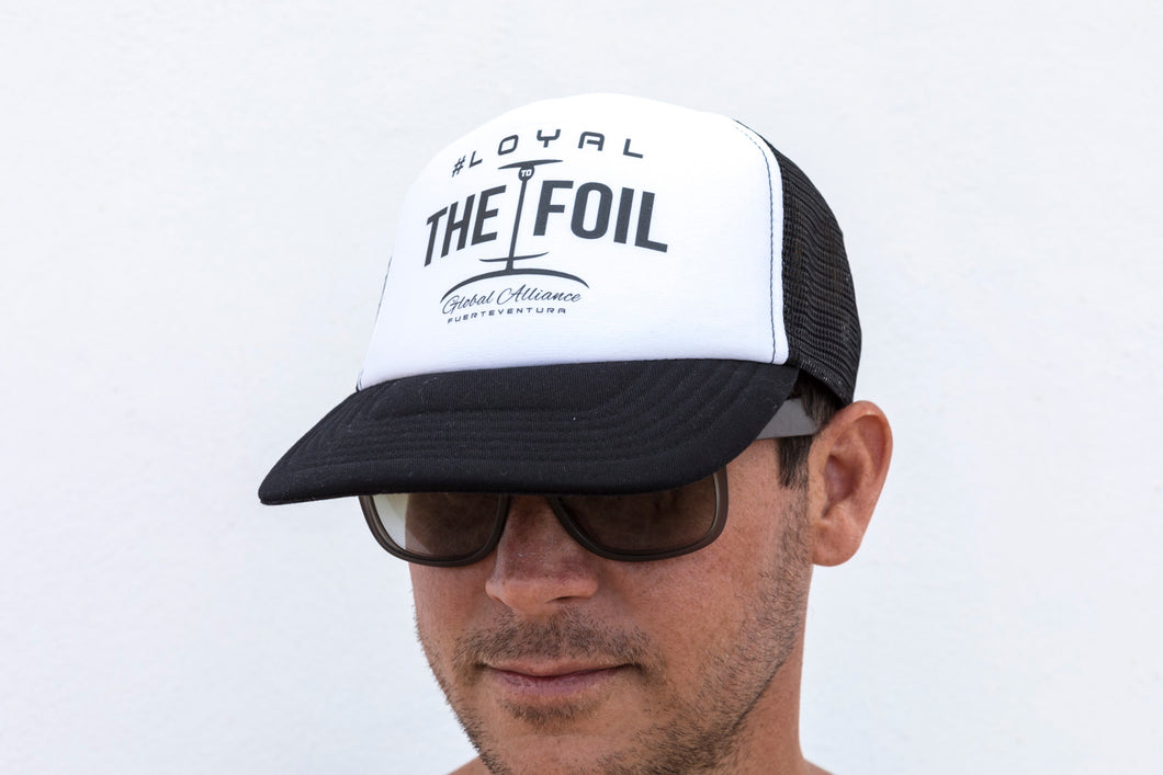 The Classic '#Loyal To The Foil' Trucker Cap
