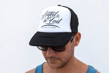 Load image into Gallery viewer, Loyal To The Foil Trucker Cap - Script Logo
