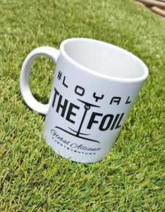 The Classic #Loyal To The Foil Gift Mug + T-Shirt Combo: FREE Merch Included!!