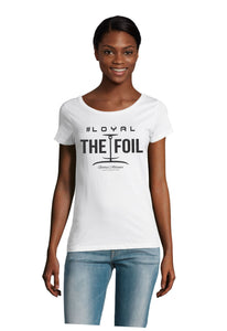 Loyal To The Foil T-Shirt - Hydrofoil Logo