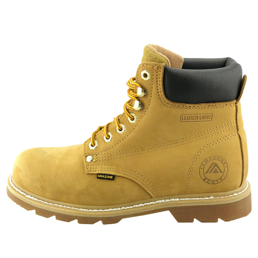 602 STEEL-TOE Tan