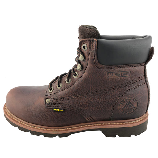 603 STEEL-TOE Brown