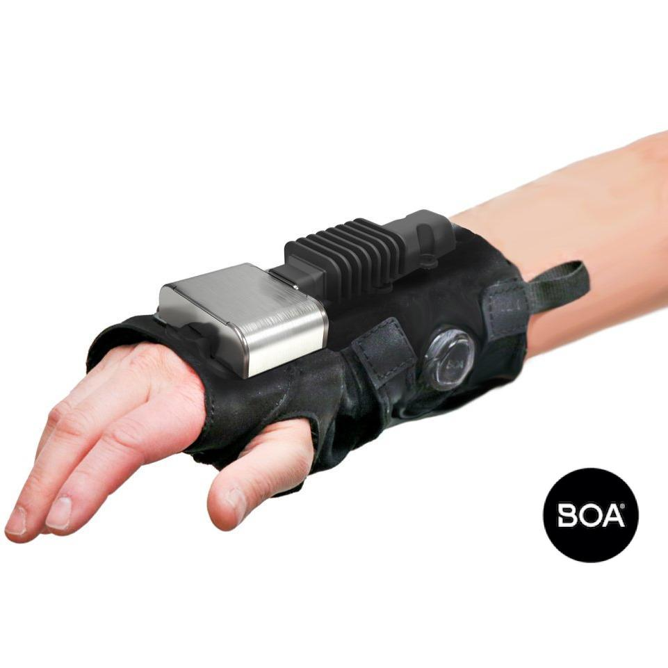 The Steadi-One | All-in-one Assistive Glove for Essential Hand Tremor Relief - Steadiwear Inc