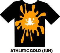Athletic Gold (Sun Yellow) - Heat Transfer Vinyl Sheets