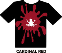 Cardinal Red - Heat Transfer Vinyl Sheets