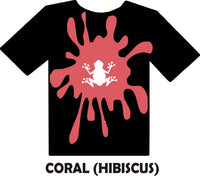 Coral - Heat Transfer Vinyl Sheets
