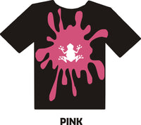 Pink - Heat Transfer Vinyl Sheets