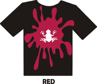 Red - Heat Transfer Vinyl Sheets