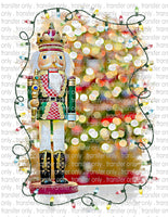 Nutcracker Christmas - Waterslide, Sublimation & Multi-Surface Transfers