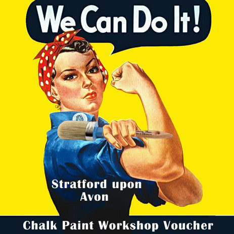 Chalk Paint Essential Techniques - STRATFORD