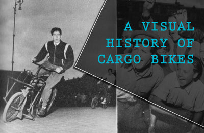 A Visual History of Cargo Bikes