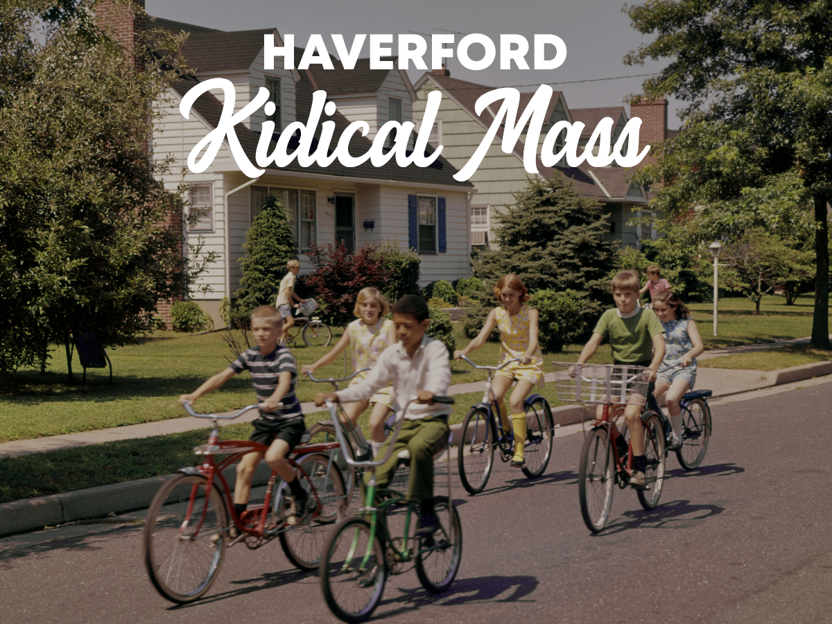Haverford Kidical Mass: Postponed