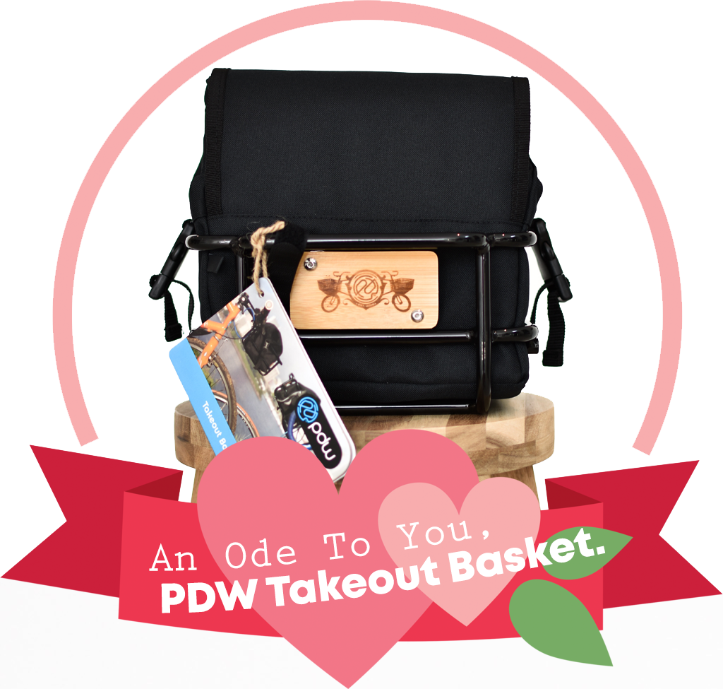 Ode to the PDW Takeout Basket