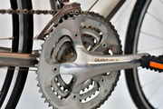 Tiny Lynskey Titanium 49cm Dura Ace Road Bike 650c