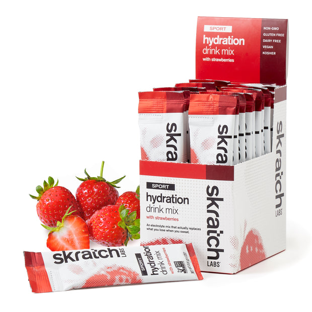 Skratch Labs Hydration (20 Singles)