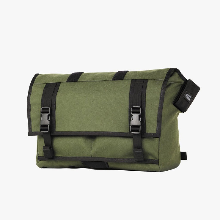 Monty Olive 21L Messenger Bag