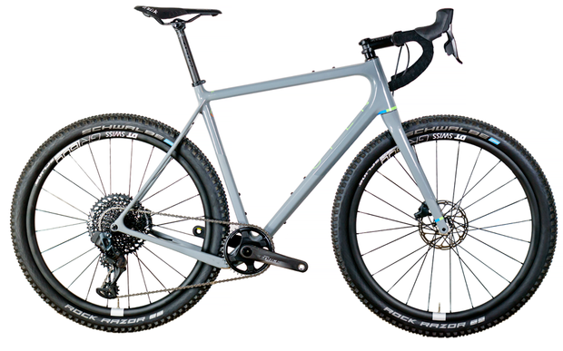 Open WIDE Extreme Gravel Bike XX1 Eagle AXS : Accepting Backorders, Fill Date is July