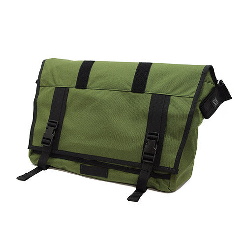 Rummy Messenger Bag 27L in Olive Green