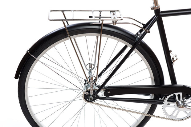 Elliston 3-Speed with Rear Rack by State Bicycle Co.