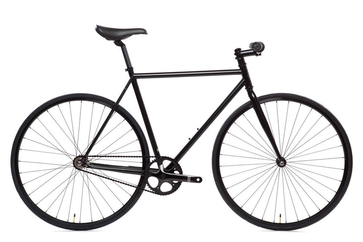 4130 Matte Black 6 by State Bicycle Co