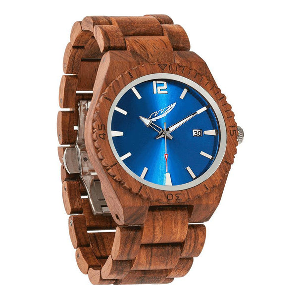 Men's Personalized Kosso Wood Watches - Men - Accessories - Watches - Uncle Whiskey - Uncle Whiskey