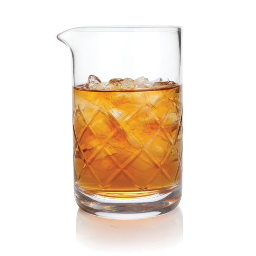 Crystal Mixing Glass - Glassware - Uncle Whiskey - Uncle Whiskey