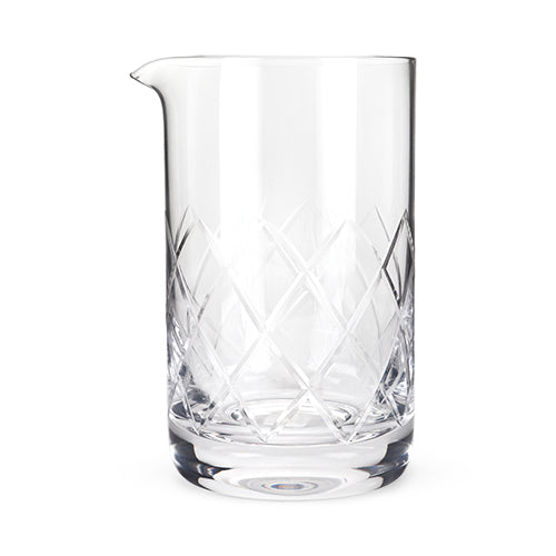 Professional Extra Large Crystal Mixing Glass - Glassware - Uncle Whiskey - Uncle Whiskey