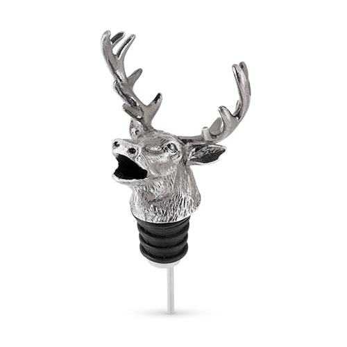 Stag Stopper and Pourer by Foster & rye - Stopper & Pourer - Uncle Whiskey - Uncle Whiskey