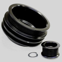 Underdrive Pulley Kit, 85-87 CamaroItem no longer available!!!