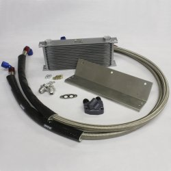 Oil Cooler Kit, 97-04 Corvette