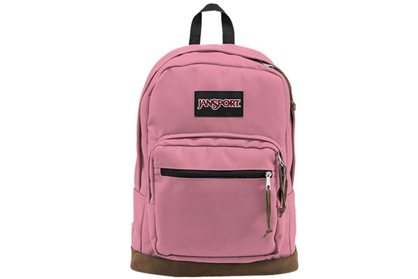 Right Pack Backpack - BLACKBERRY MOUSSE