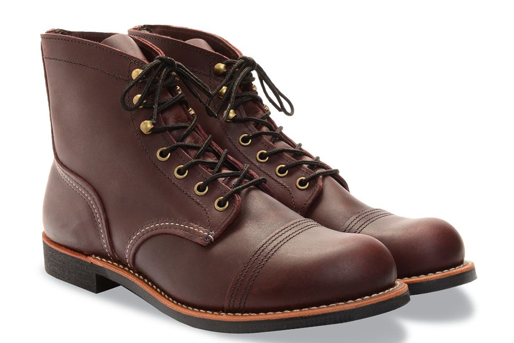 8119 Heritage Iron Ranger Boot