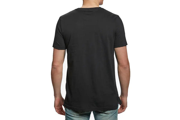 Men's Black Modern Essentials Crew Tee