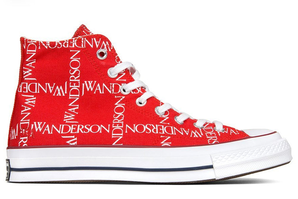 Converse x JW Anderson Chuck 70 High Top Grid