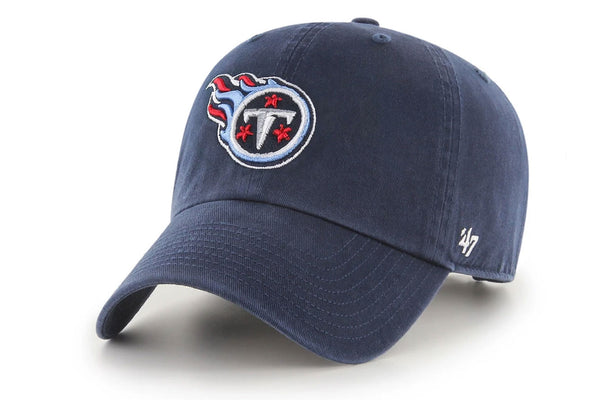 Clean Up Tennessee Titans Navy Adjustable Cap
