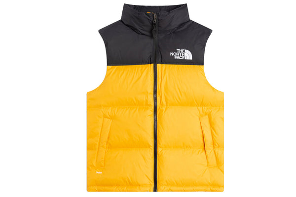 Men's 1996 Retro Nuptse Down Vest - Summit Gold