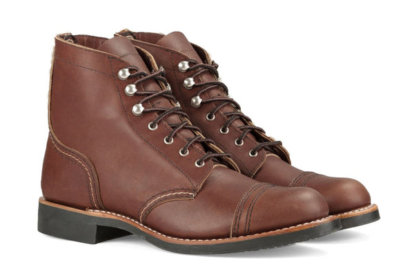 3365 Iron Ranger Boot