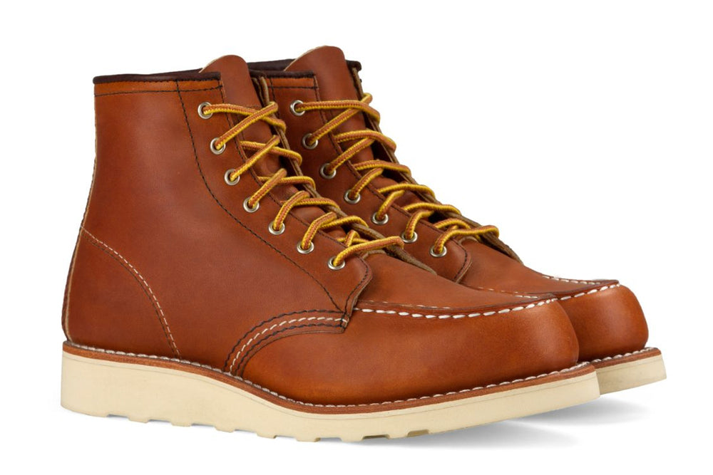 3375 6-Inch Moc Boot