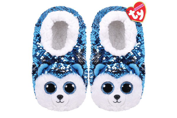 Slush Reversible Sequin Slippers