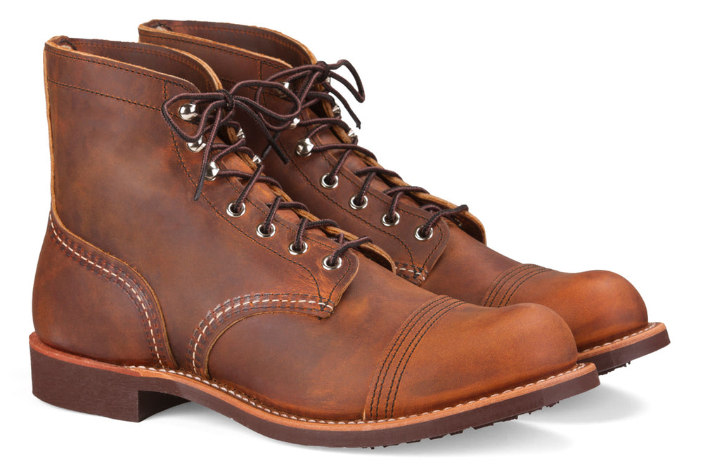 8085 Heritage Iron Ranger Boot