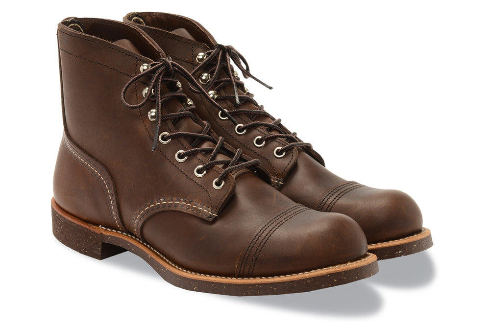 8111 Heritage 6 Inch Iron Ranger Boot