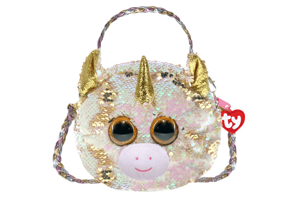 Fantasia Reversible Sequin Unicorn Purse