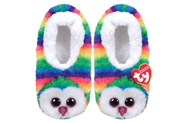 Owen Owl Slippers