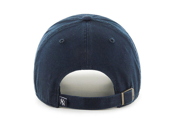 Clean Up MLB New York Yankees Navy Adjustable Cap