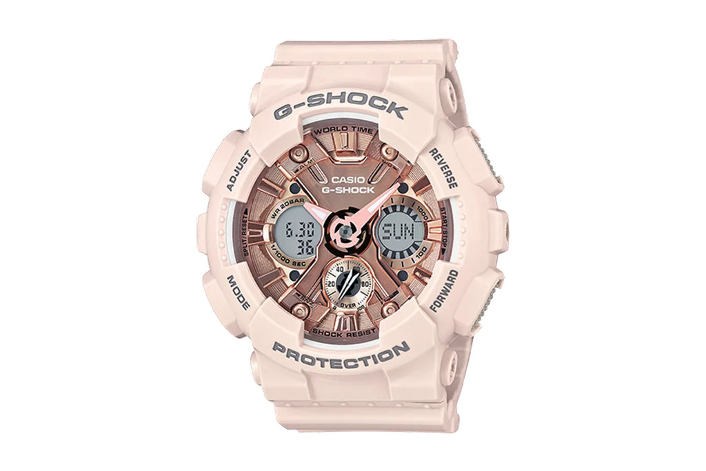 Women's S-Series GMAS120MF-4A Watch Rose Gold
