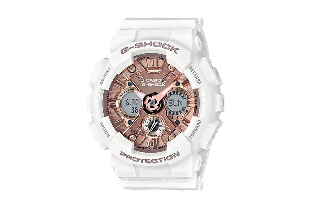 Women's S-Series GMAS120MF-7A2 Watch White