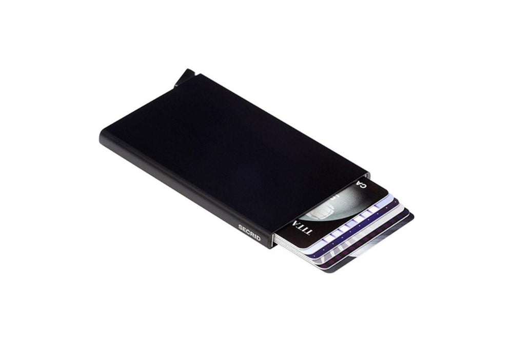 Secrid Card Protector Wallet Black