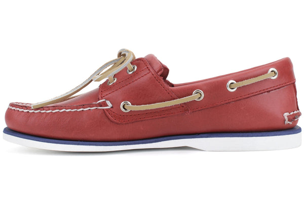 Classic 2-Eye Men's Boat Shoes 6829B