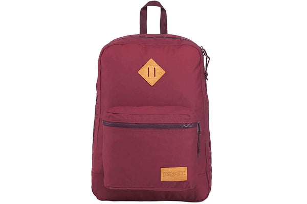 Super Lite Backpack - Russet Red/Dried Fig