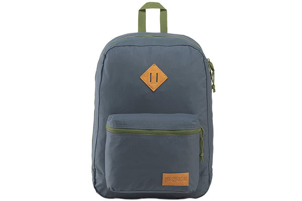 Super Lite Backpack - Dark Slate/New Olive